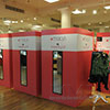 Custom Fabrication of Macy's Tommy Girl in store retail event